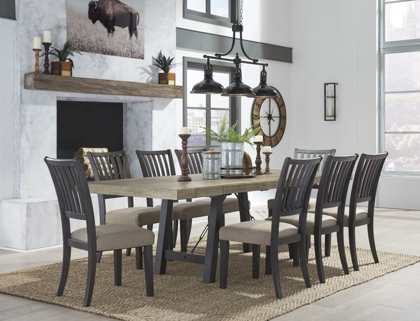 Picture of Baylow Table & 8 Chairs