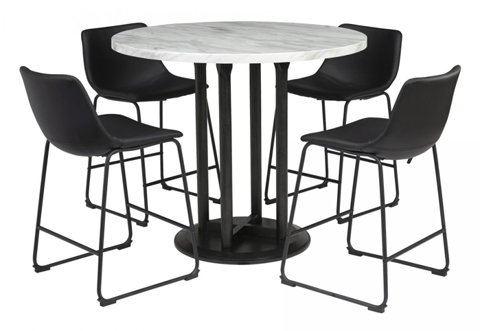 Picture of Centiar Pub Table & 4 Stools