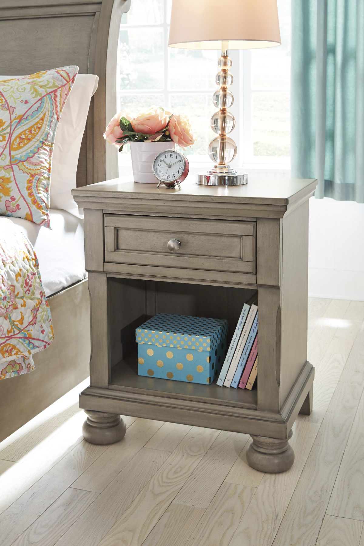 Picture of Lettner Nightstand