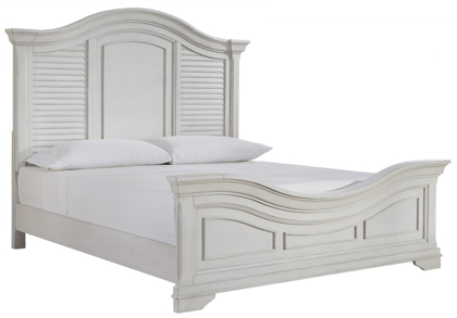 Picture of Teganville King Size Bed