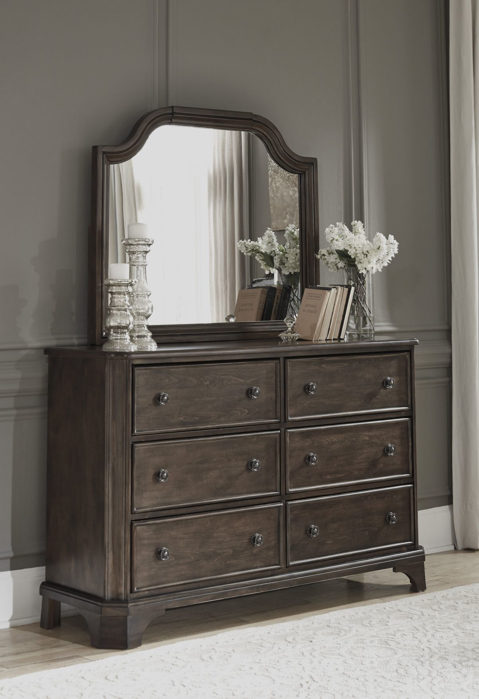 Picture of Adinton Dresser & Mirror