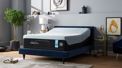 Picture of LuxeBreeze Soft King Mattress