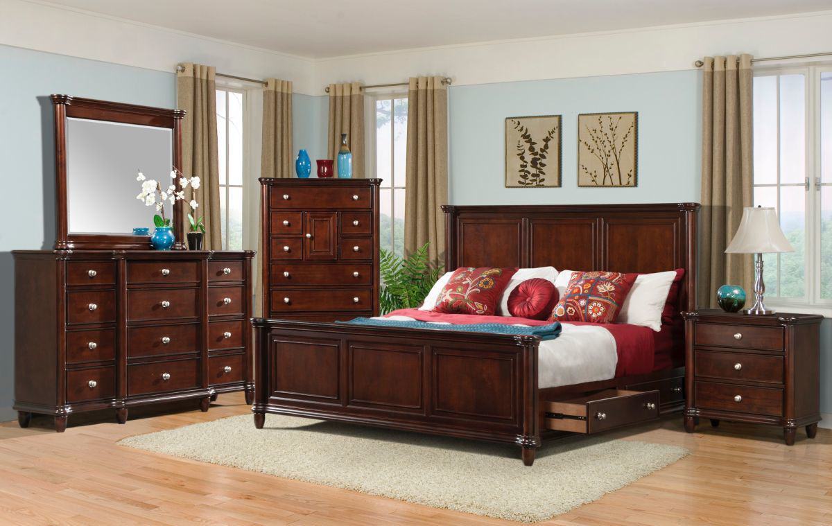 Picture of Hamilton Chest of Drawers