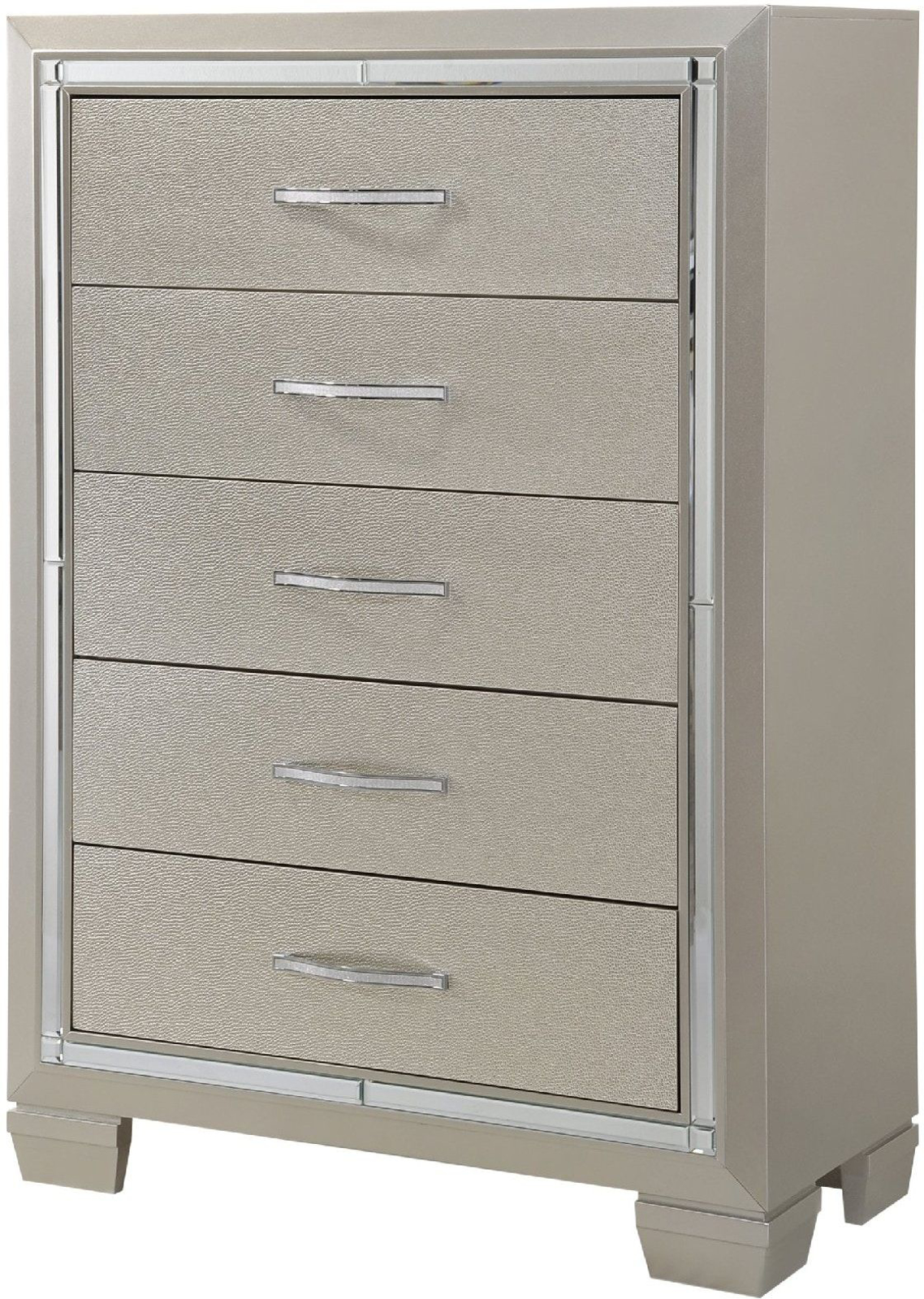 Picture of Platinum Chest of Drawers