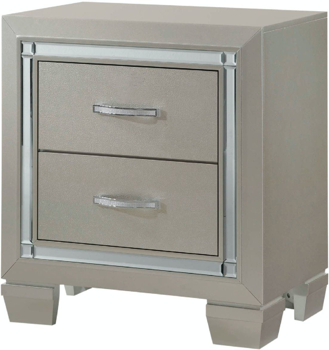 Picture of Platinum Nightstand
