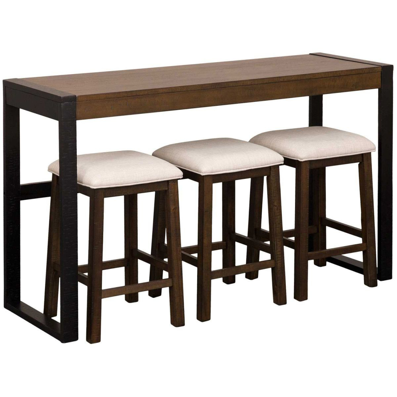 Picture of Caesar Bar Table & 3 Stools