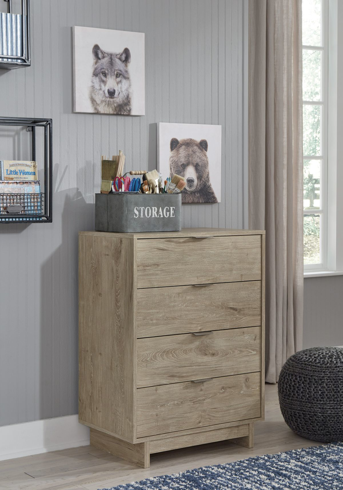 Picture of Oliah Chest of Drawers