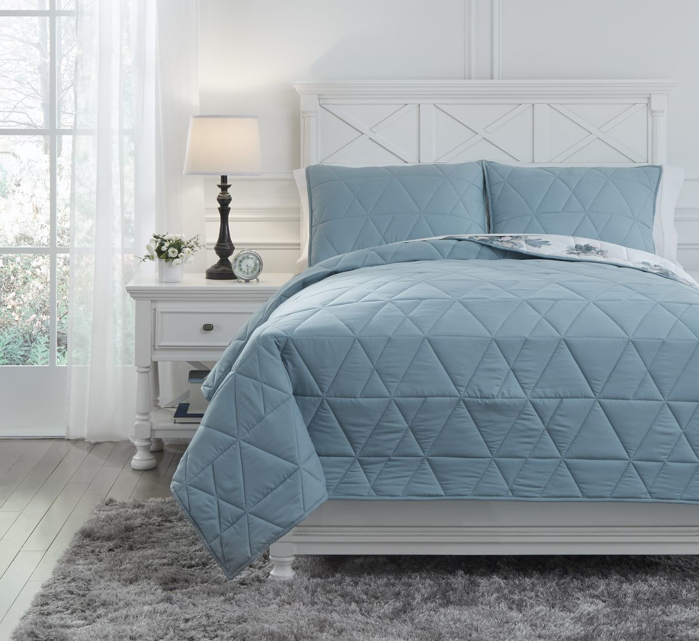 Picture of Kiandra Full Quilt Set