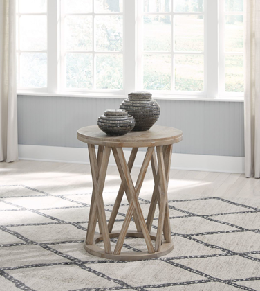 Picture of Glasslore End Table