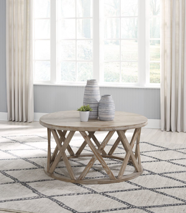 Picture of Glasslore Coffee Table