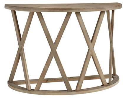 Picture of Glasslore Console Sofa Table
