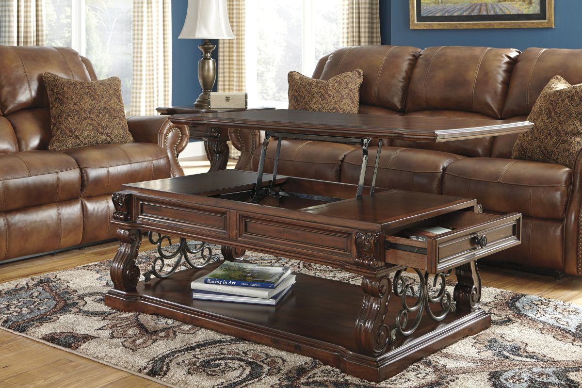 Picture of Alymere Coffee Table