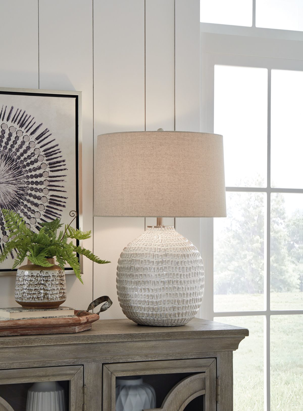 Picture of Jamon Table Lamp