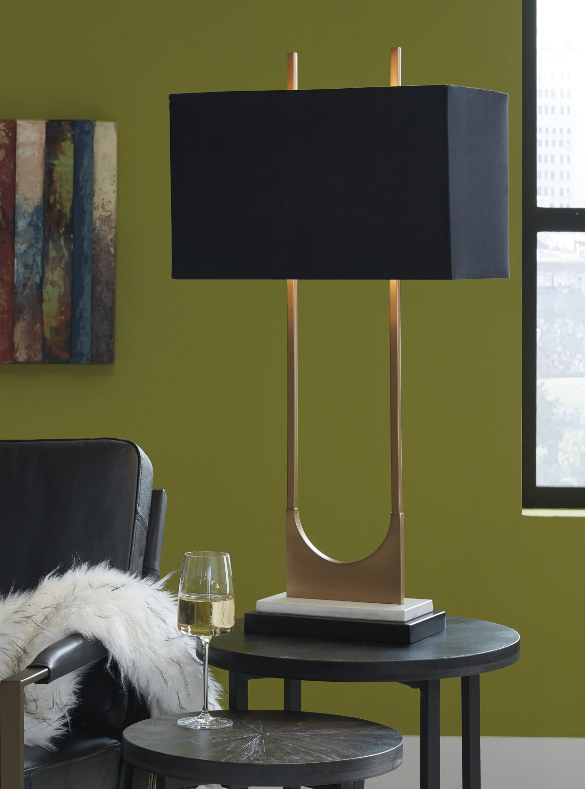 Picture of Malana Table Lamp