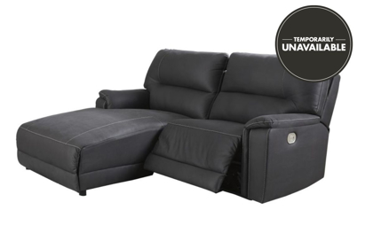 Picture of Henefer Reclining Power Sofa Chaise