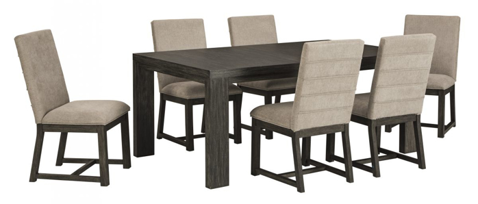 Picture of Bellvern Table & 6 Chairs