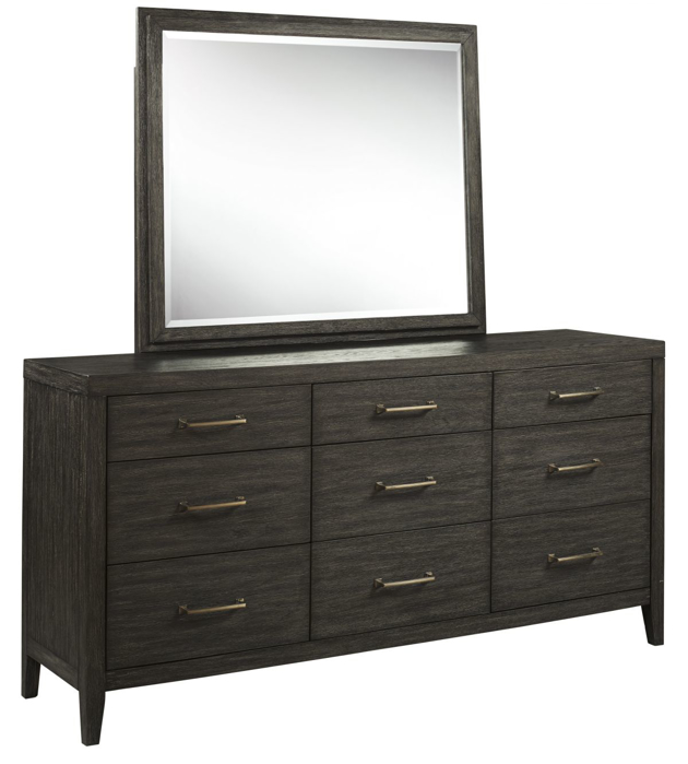 Picture of Bellvern Dresser & Mirror