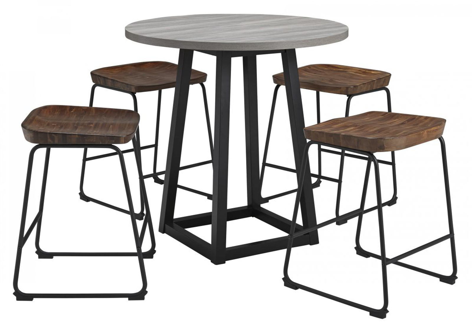 Picture of Showdell Pub Table & 4 Stools