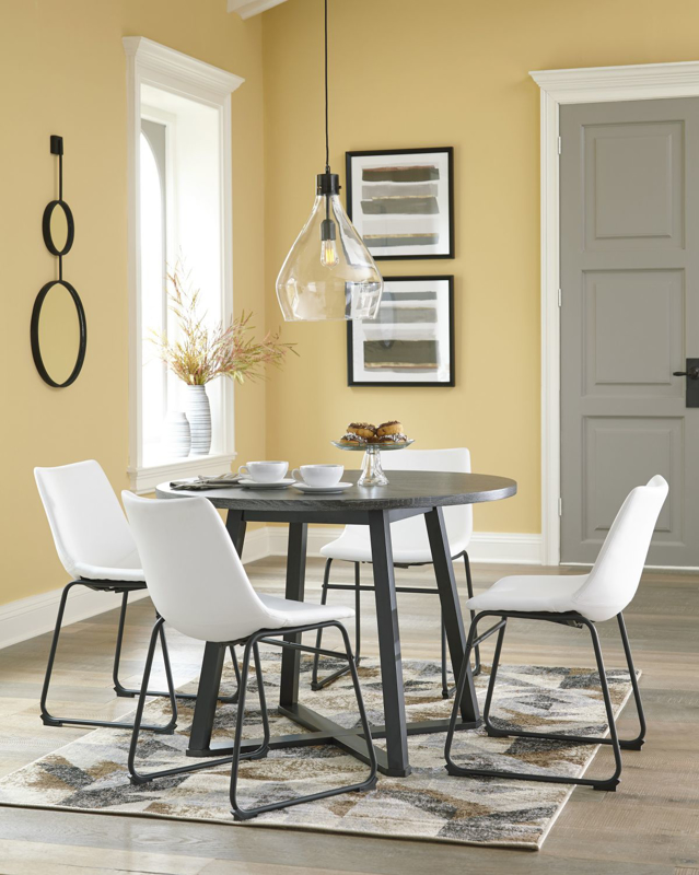 Centiar Table & 4 Chairs