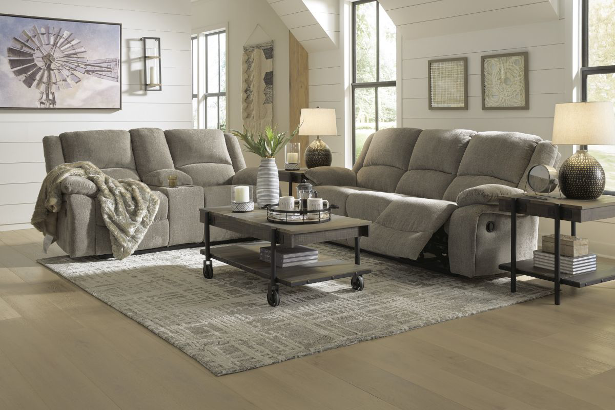Picture of Draycoll Reclining Power Loveseat