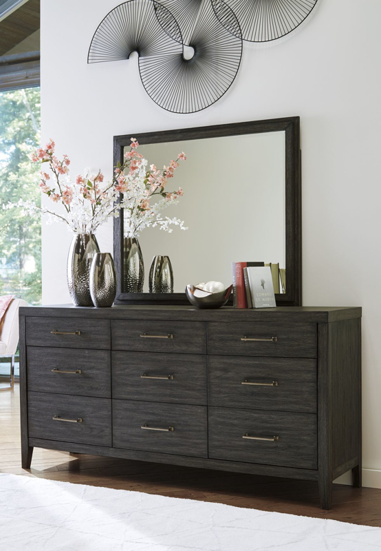 Bellvern Dresser & Mirror