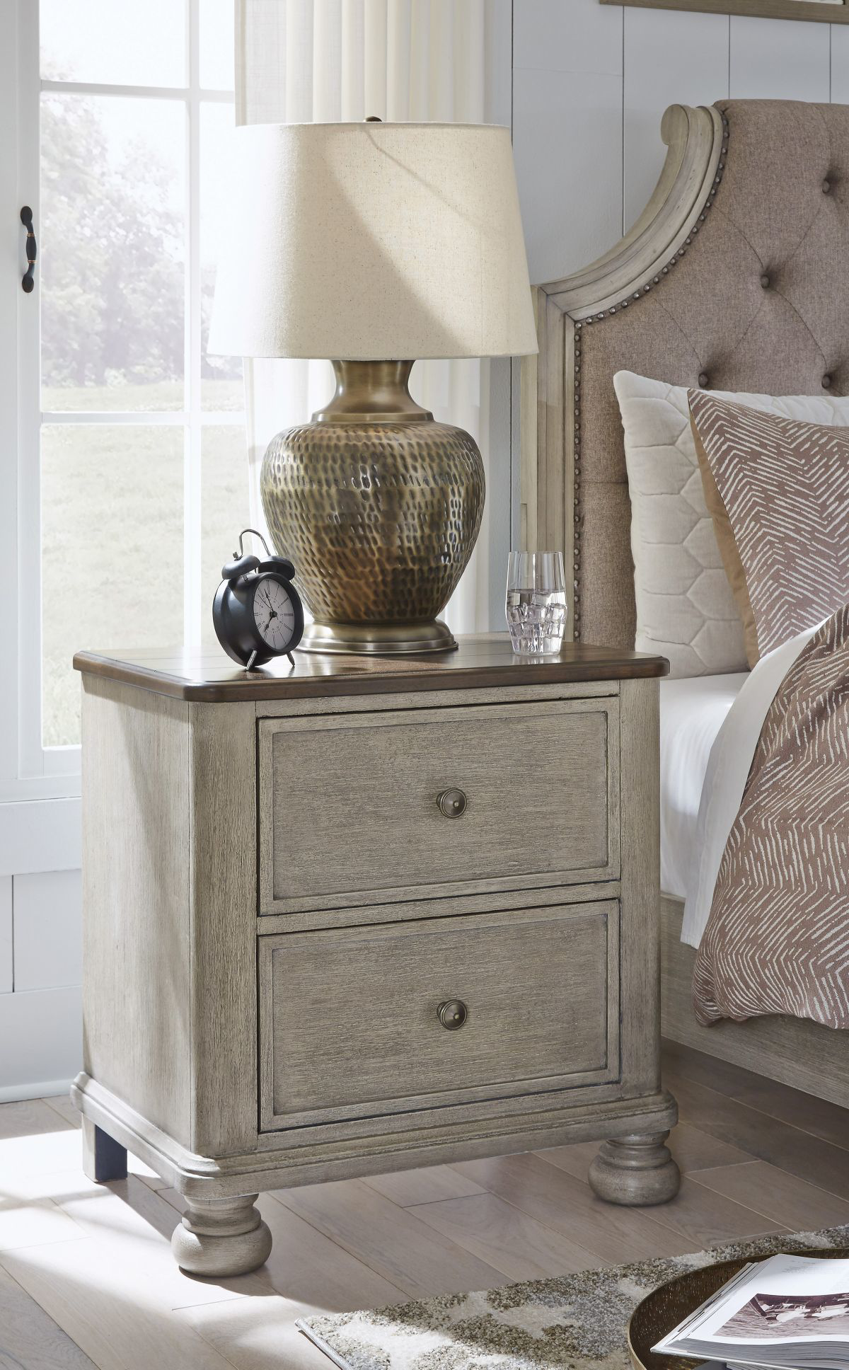 Picture of Falkhurst Nightstand