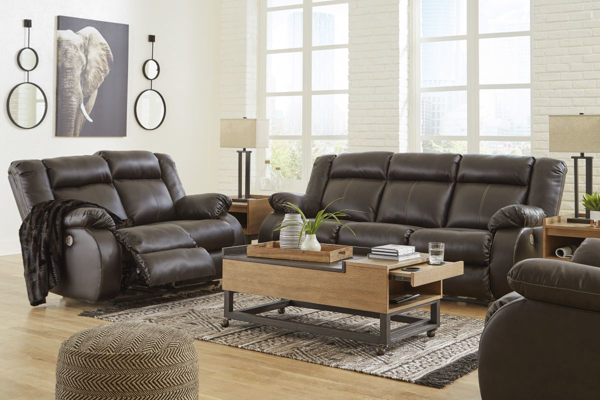 Picture of Denoron Reclining Power Sofa