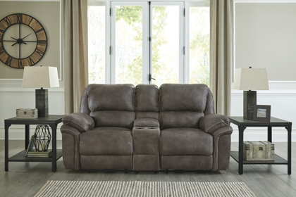 Picture of Trementon Reclining Power Loveseat