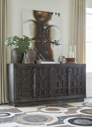 Picture of Roseworth Accent Cabinet
