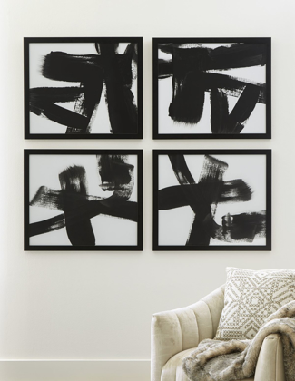 Picture of Doro 4 Piece Wall Art Set