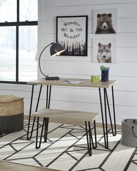 Picture of Blariden Desk with Bench