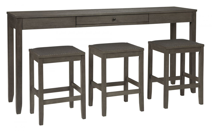 Picture of Caitbrook Pub Table & 3 Stools