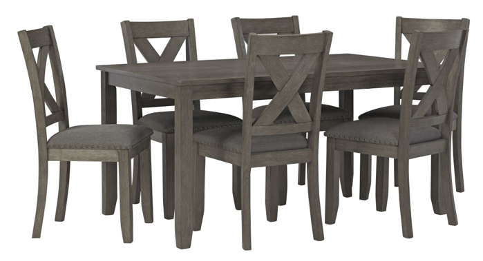 Picture of Caitbrook Table & 6 Chairs