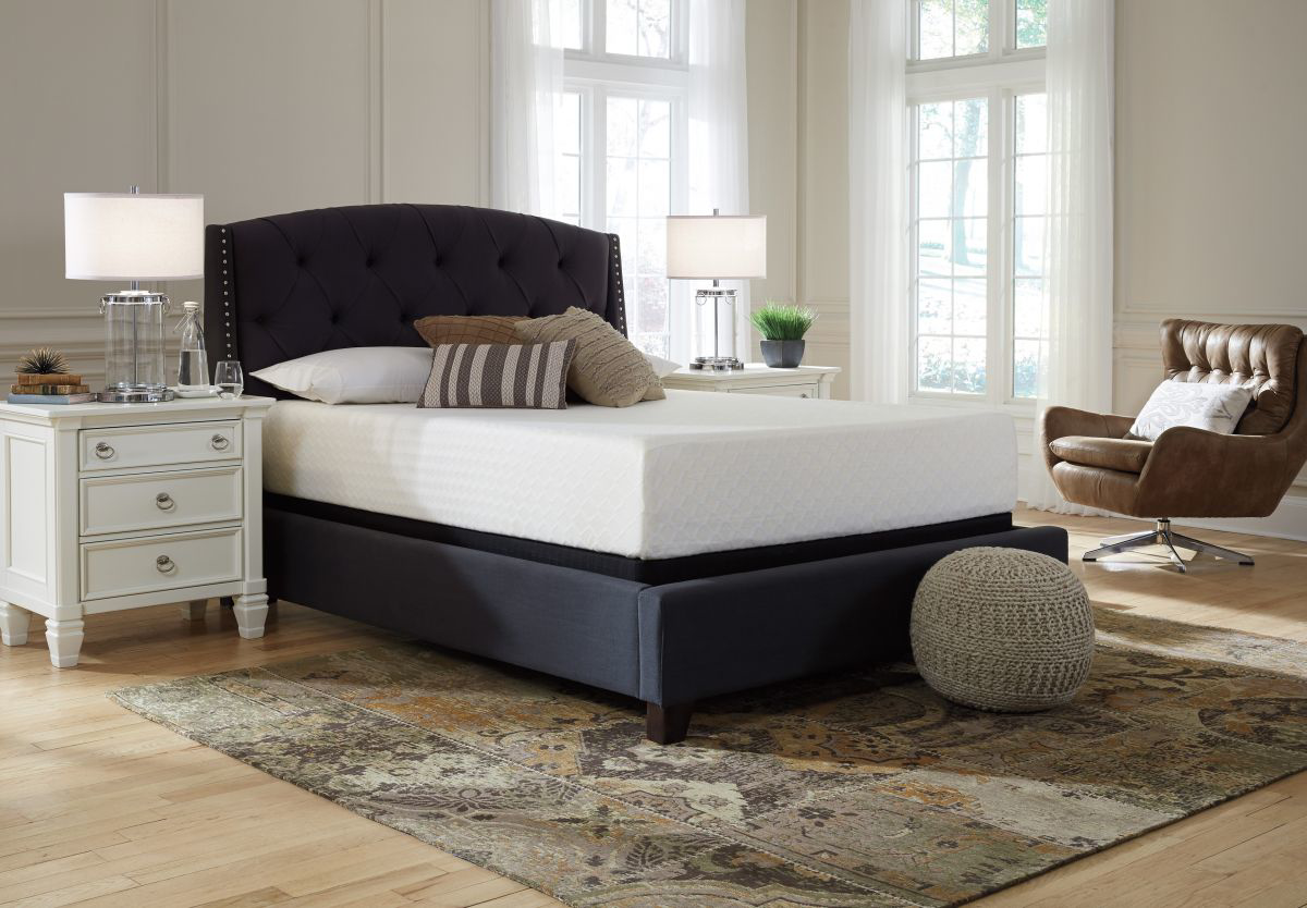 Picture of Chime 12in Foam King Mattress