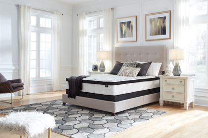 Picture of Chime 12in Hybrid Queen Mattress