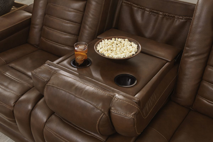 Picture of Backtrack Reclining Power Sofa