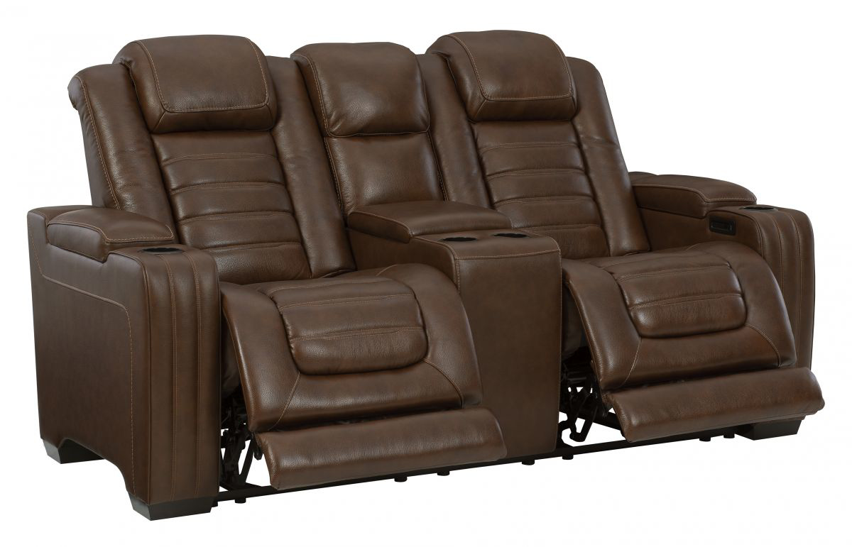 Picture of Backtrack Reclining Power Loveseat