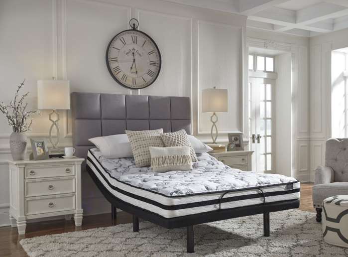 Picture of Chime 8in Queen Mattress & Powerbase
