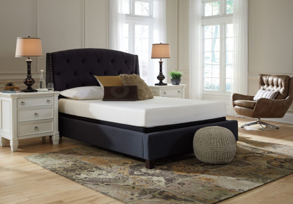 Picture of Chime 8in Memory Foam Mattress