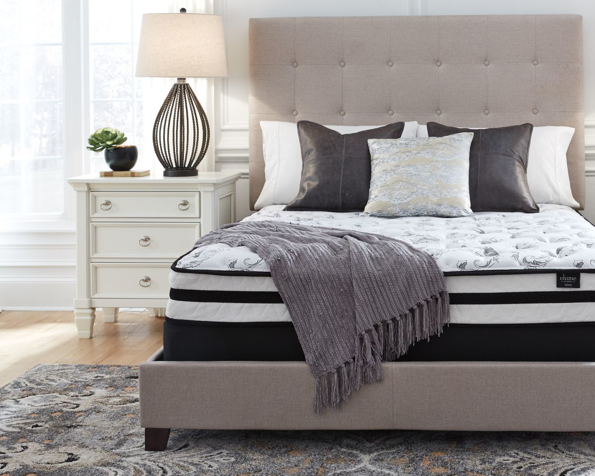 Picture of Chime 8in Innerspring Mattress