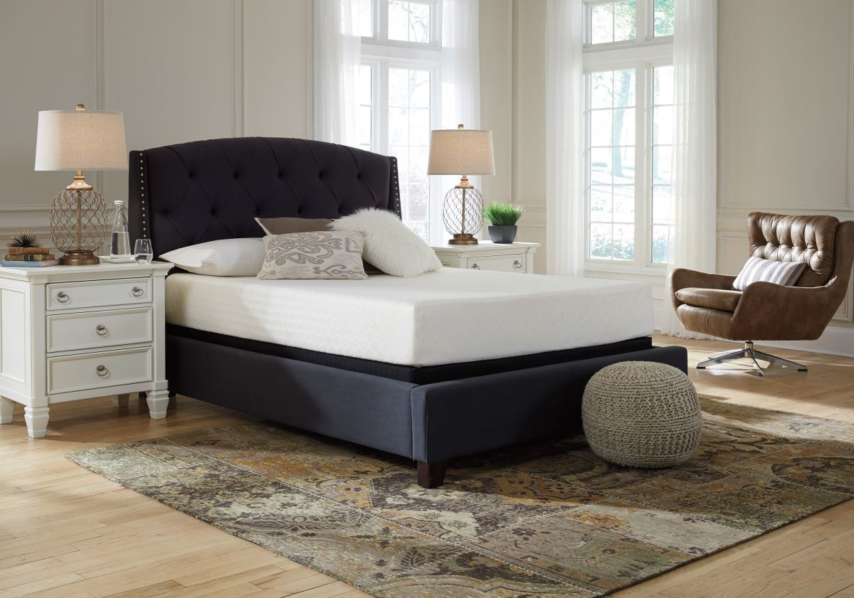 Picture of Chime 10in Memory Foam Mattress