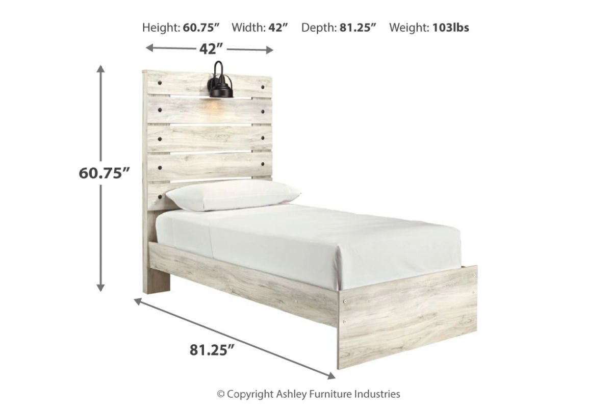 Picture of Cambeck Twin Size Bed