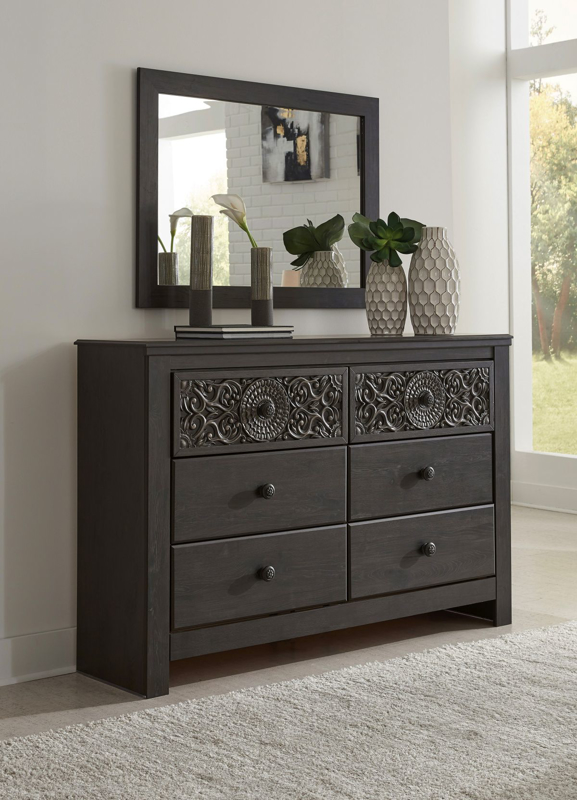 Paxberry Dresser & Mirror