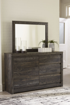 Picture of Vay Bay Dresser & Mirror
