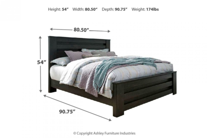 Picture of Brinxton King Size Bed