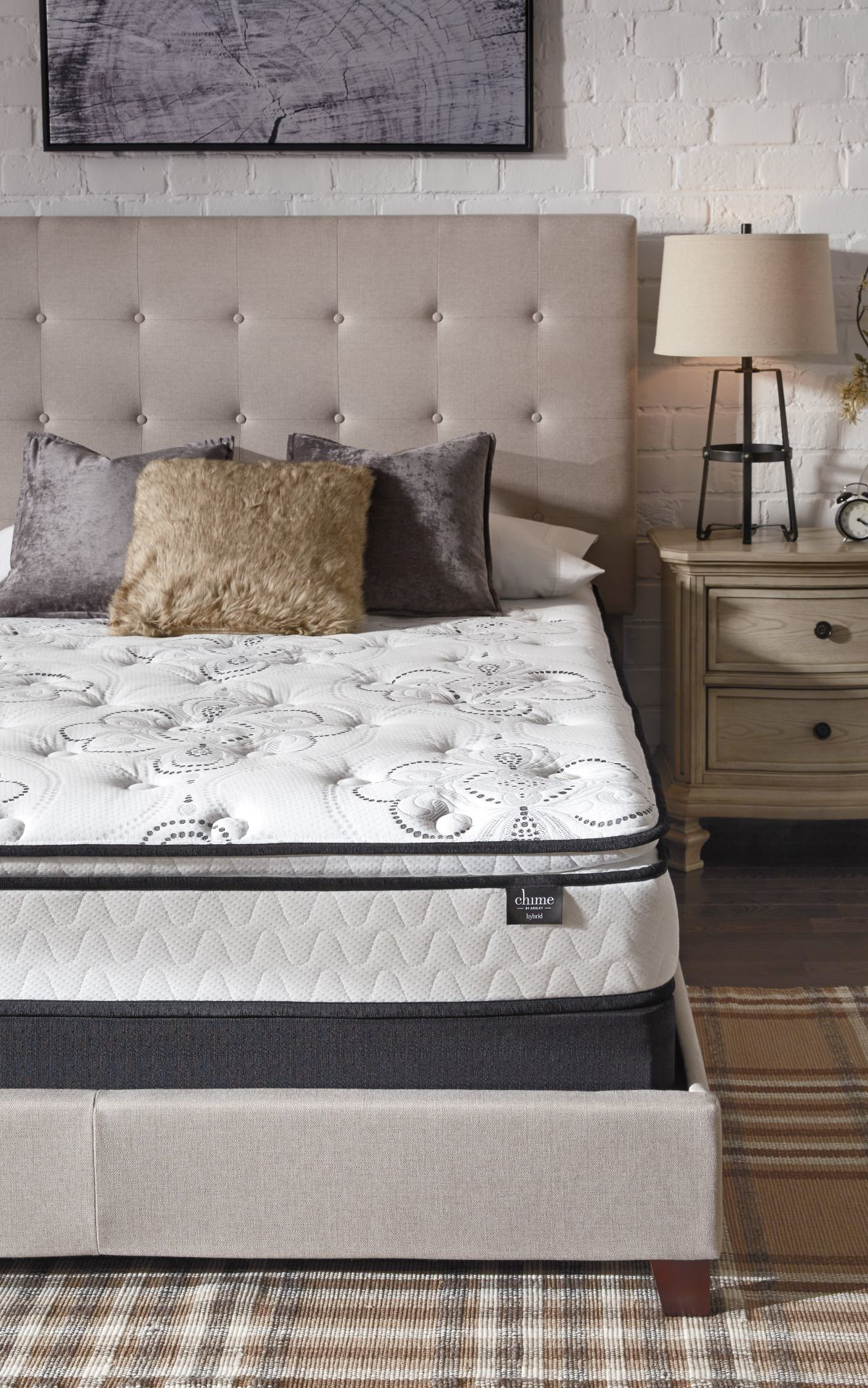 Picture of Chime 10in Pillowtop King Mattress