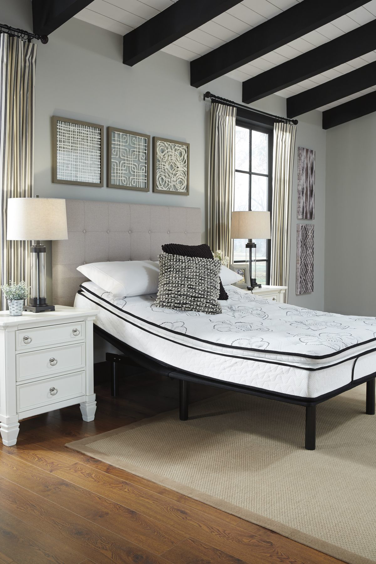 Picture of Chime 10in Pillowtop Queen Mattress