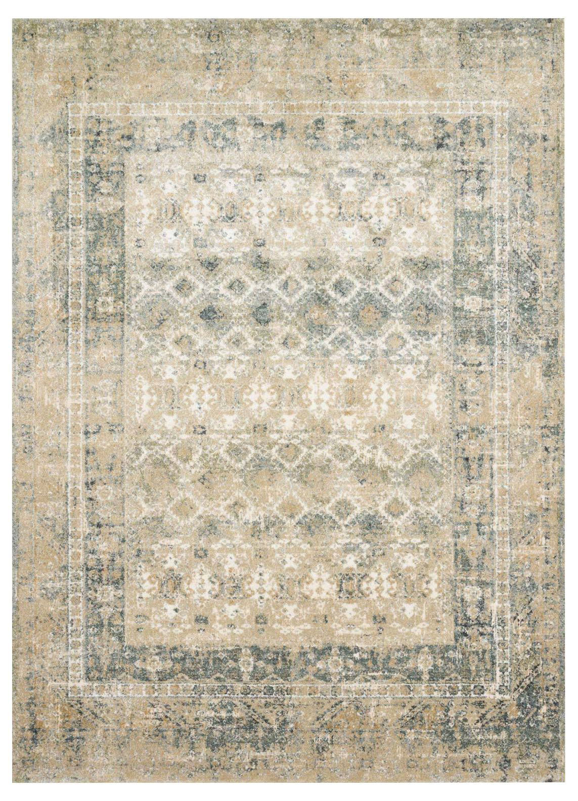 Picture of James Sand/Ocean Large Rug