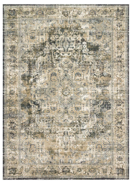 Picture of James Natural/Fog Large Rug
