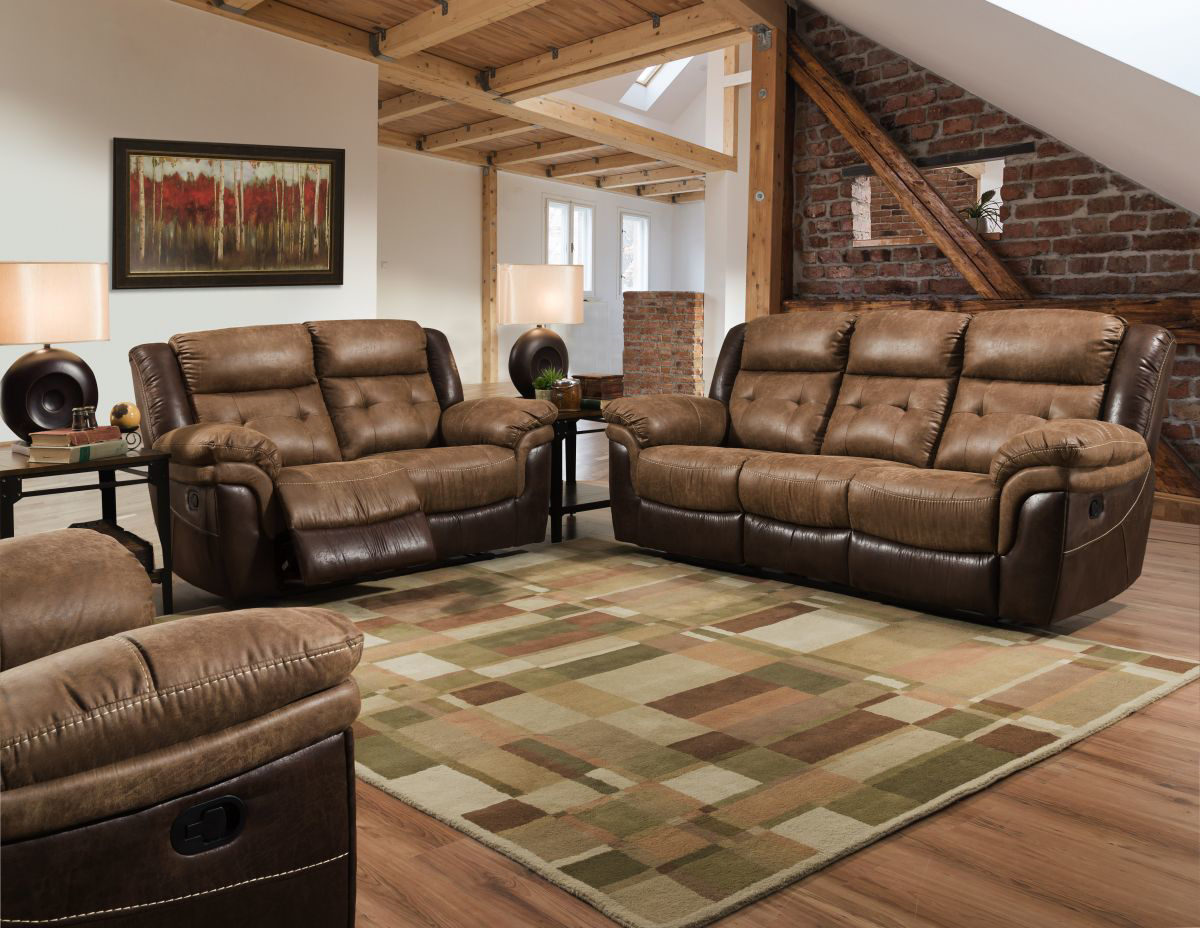 Picture of Everett Reclining Loveseat